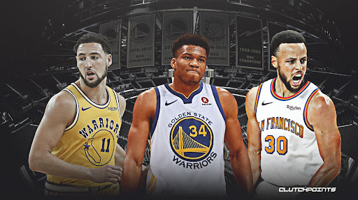 Avatar of 3 best trade offers the Warriors can make for Bucks superstar Giannis Antetokounmpo