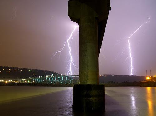 Big Dam Lightning
