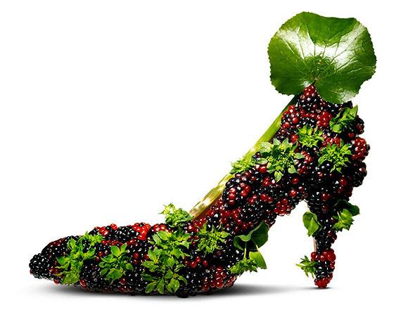 Stine Heilmann, Berry Shoe