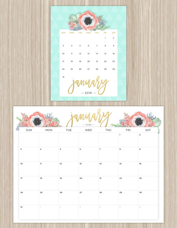 1000+ ideas about Printable Calendars on Pinterest | Planner pages ...