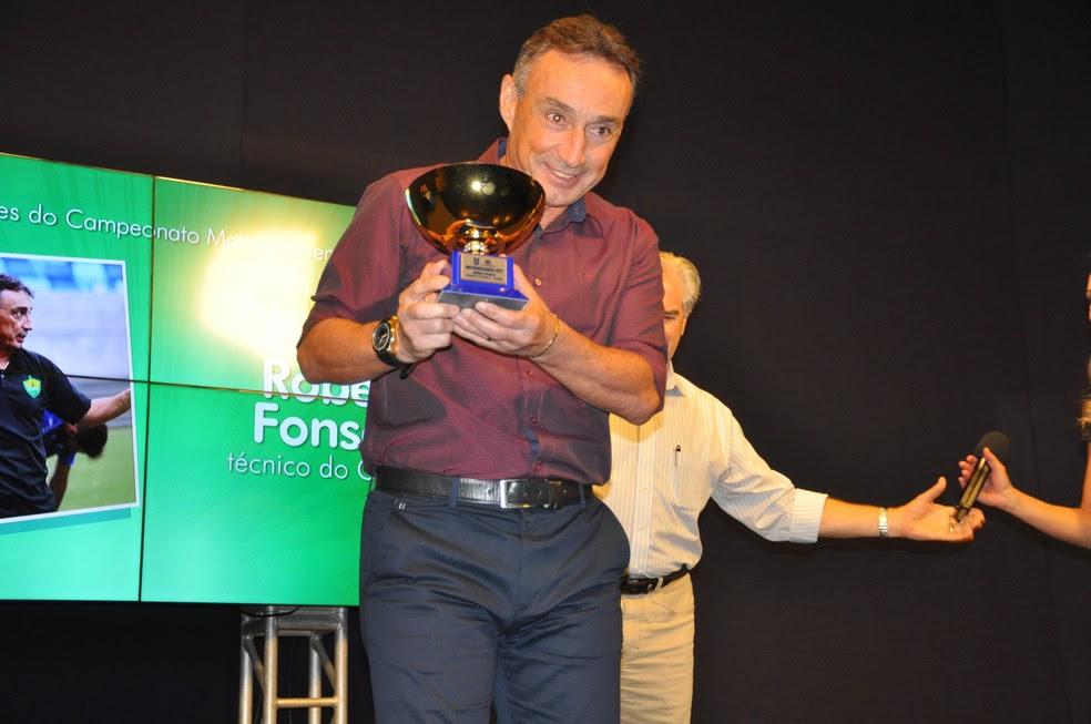 Roberto Fonseca, melhores mato-grossense (Foto: Robson Boamorte)