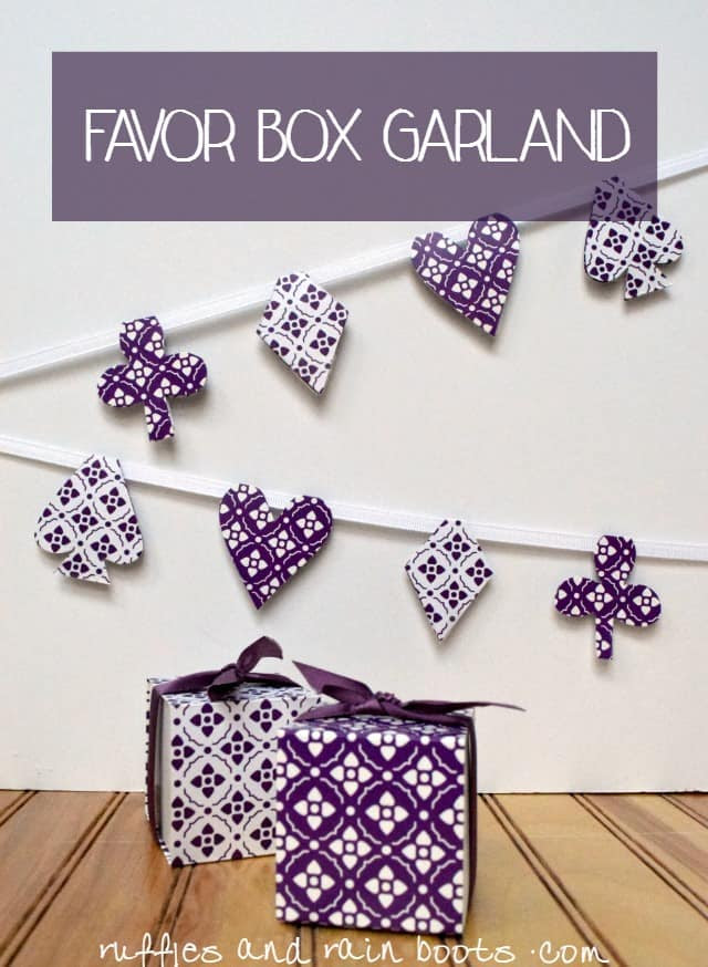 Favor-Box-Party-Garland Favor Box Garland