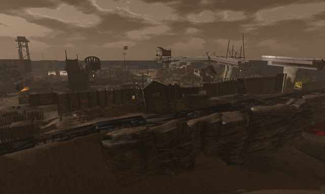 The Wastelands - 01