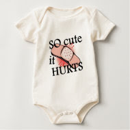 So Cute It Hurts T-shirts and Gifts. shirt