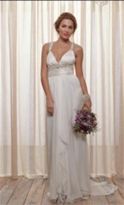 Anna Campbell Gladiator, $950 Size: 6   Sample Wedding Dresses