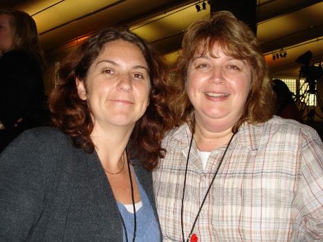 Convention - Rach & me