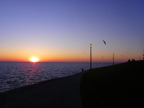 5.31.2009 Chicago Sunrise (17) 5.22 am