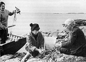 English: Tuulikki Pietilä, Tove Jansson and Si...