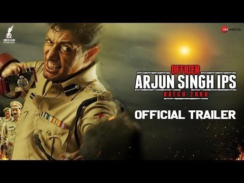 Arjun Singh IPS Trailer