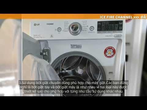 Hướng dẫn cách sử dụng máy giặt từ A đến Z hiệu quả nhất