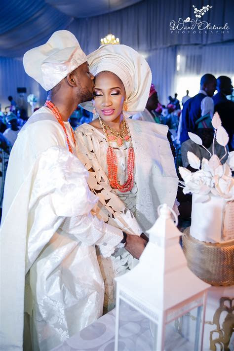 Beautiful Traditional Yoruba Wedding   Aisle Perfect