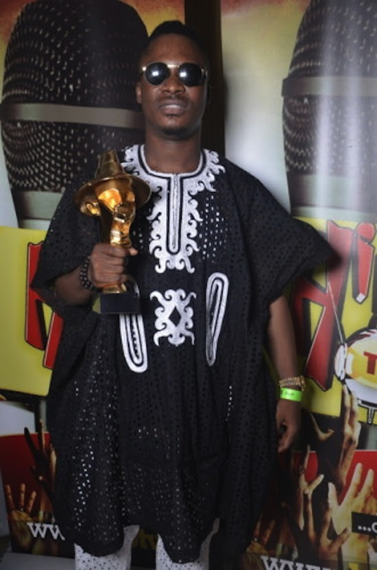 The Headies 2013 Jaywon Photos: Olamide Dominates 2013 HEADIES Awards With 3 Wins + Full List of All Winners