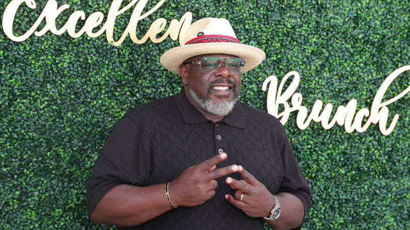 Emmys host Cedric the Entertainer hoping 'not to get canceled'