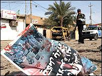 خشونت ها در عراق در آستانه انتخابات اين کشور شدت يافته است