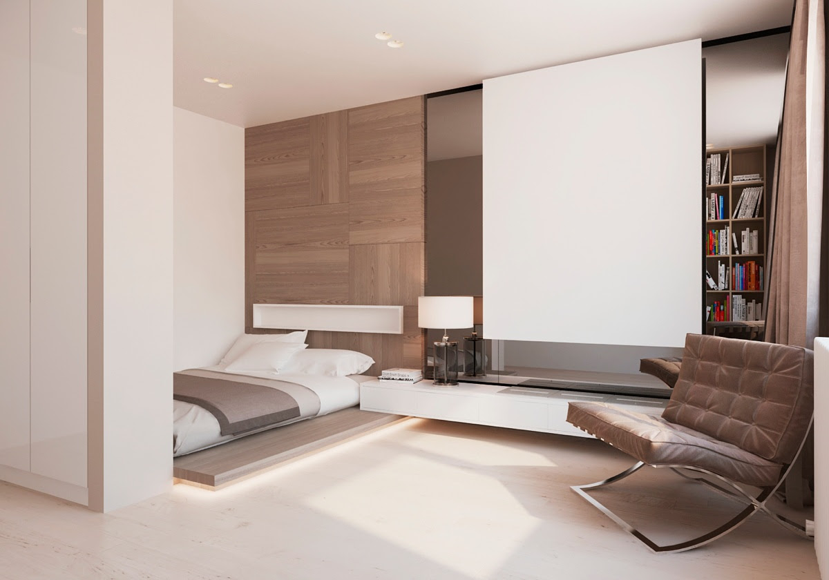 Warm Modern Interior Design