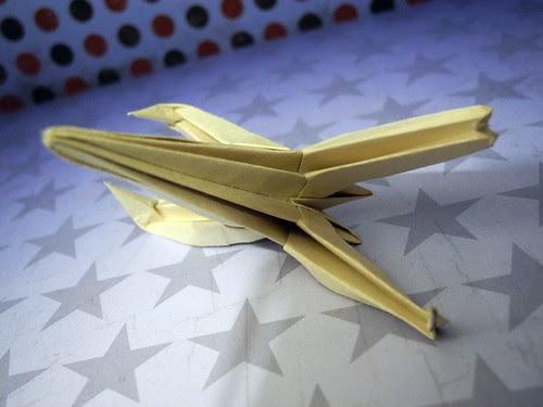 X-Wing Oragami