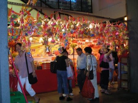 lantern store in singapore chinatown