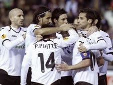 El Valencia Se Impone Al Stoke