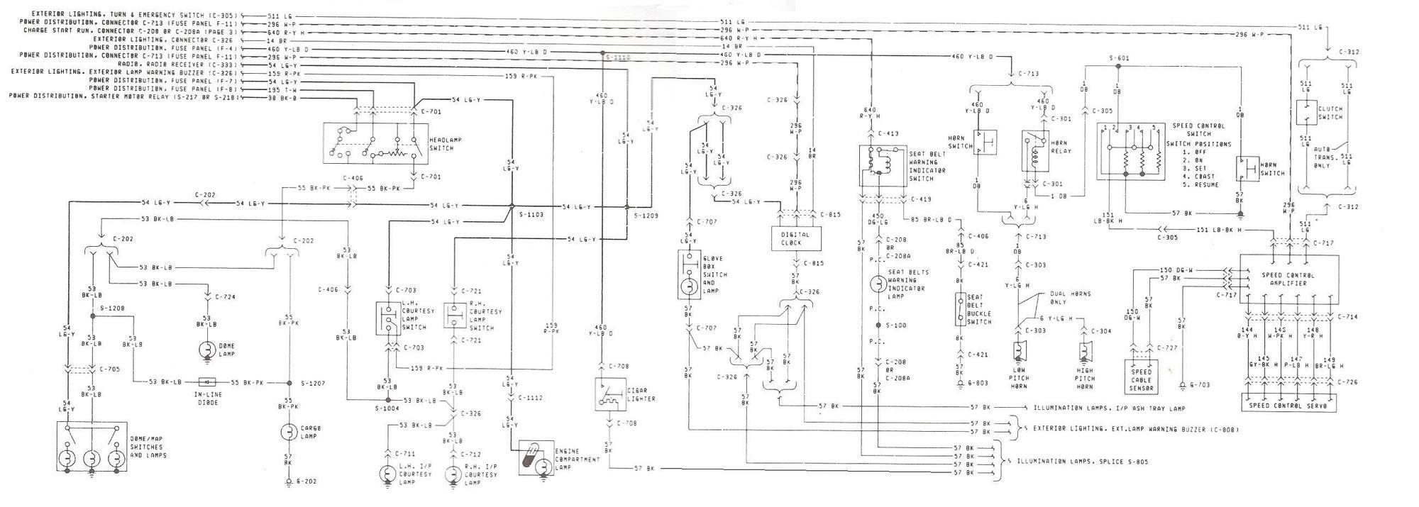 Wiring Diagram  28 1986 Ford F150 Radio Wiring Diagram