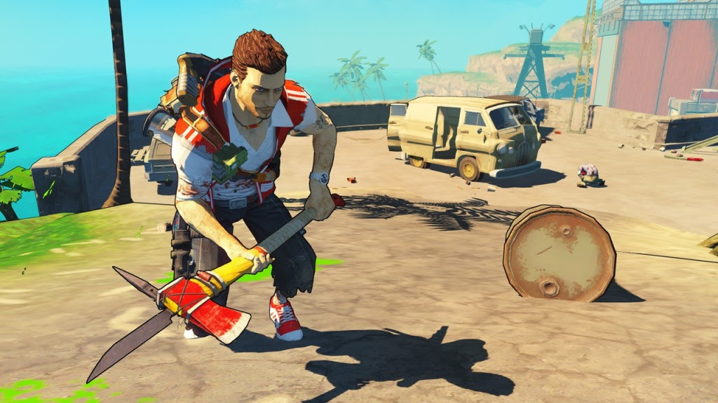 Escape Dead Island (2014) Full PC Game Mediafire Resumable Download Links