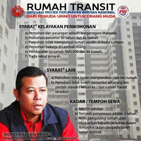 Cara Memohon Rumah Transit Di Bukit Jalil Sane Sinie Bikin Hal