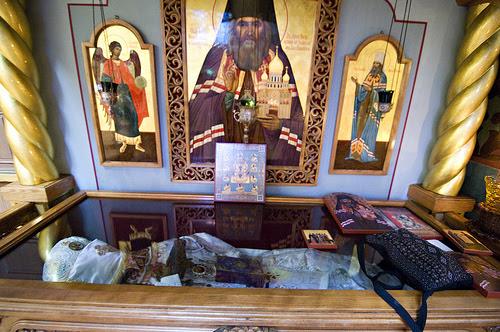 Αποτέλεσμα εικόνας για saint john maximovitch relics