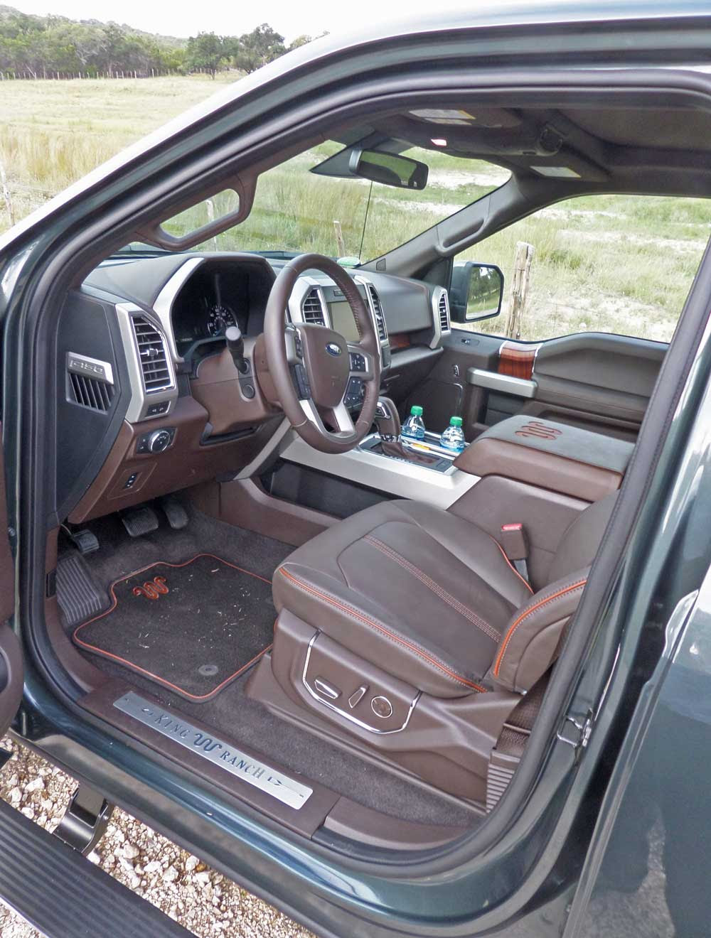 2015 Ford F 150 King Ranch 4x4 Supercrew Review The Fast