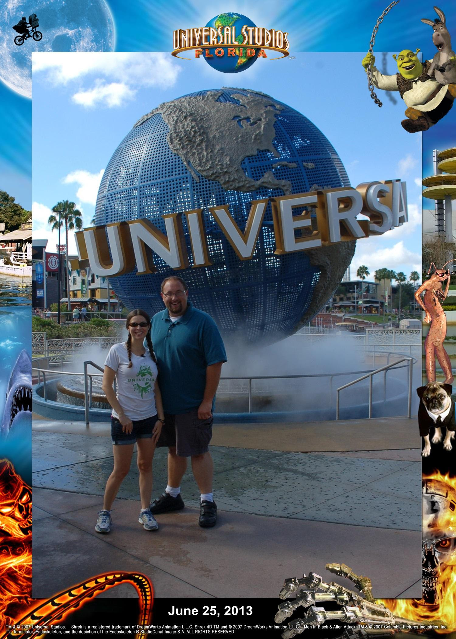 A guide to digital photo packages in Orlandos theme parks