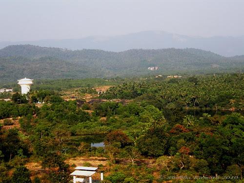 Ram-samudar lake - Karkala