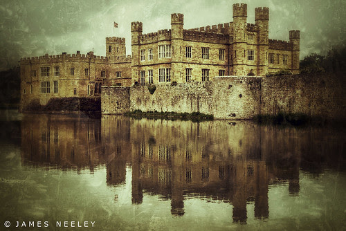Leeds Castle by James Neeley