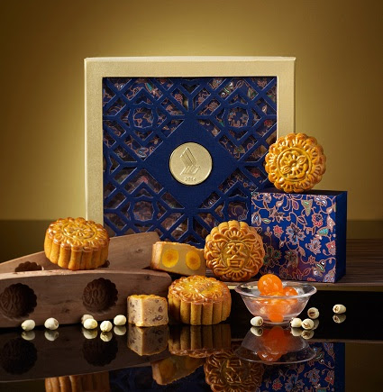 Singapore Airlines Mooncakes