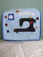 Charming Sewing Machine Cover Sewing Pattern