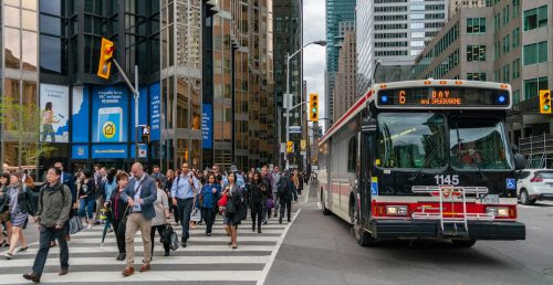 Toronto ranks 18th out of major North American cities returning to office | Urbanized