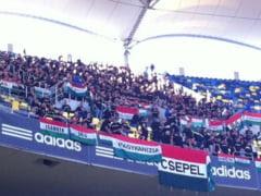 Scandal intre romani si maghiari: FRF a facut plangere la UEFA!