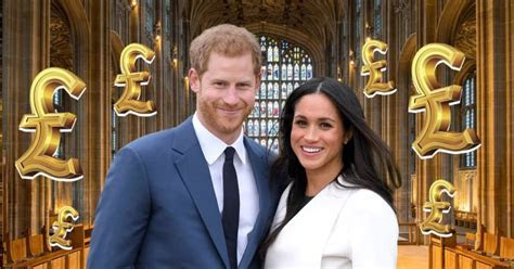 Royal wedding cost and who pays for Harry and Meghan's big