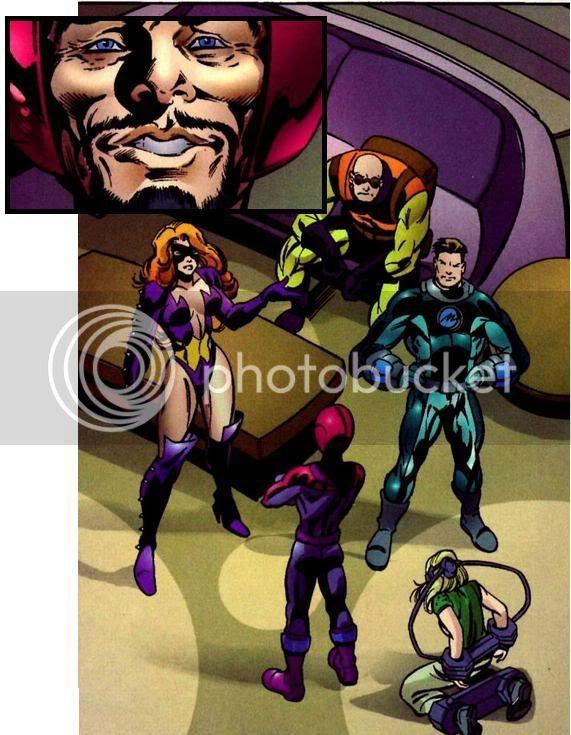 Mago e seu Quarteto Terrível
