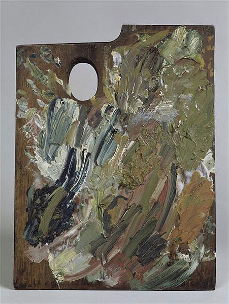 palette peintre vangogh Des palettes de peintres célèbres  histoire featured design art