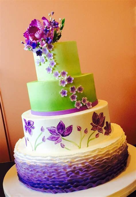 Fancy Cakes by Leslie DC MD VA wedding cakes Maryland