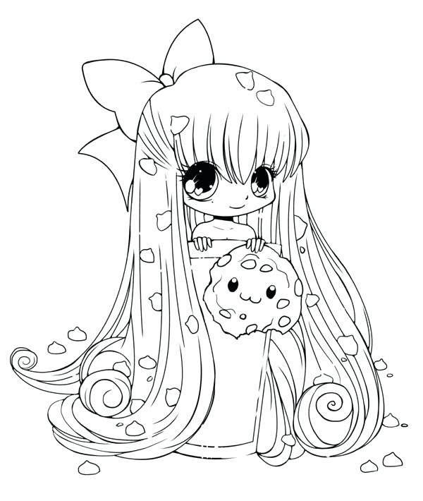 850 Coloring Sheets Of Anime For Free