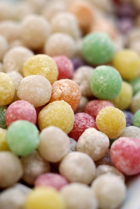 coloured tapioca balls© by Haalo