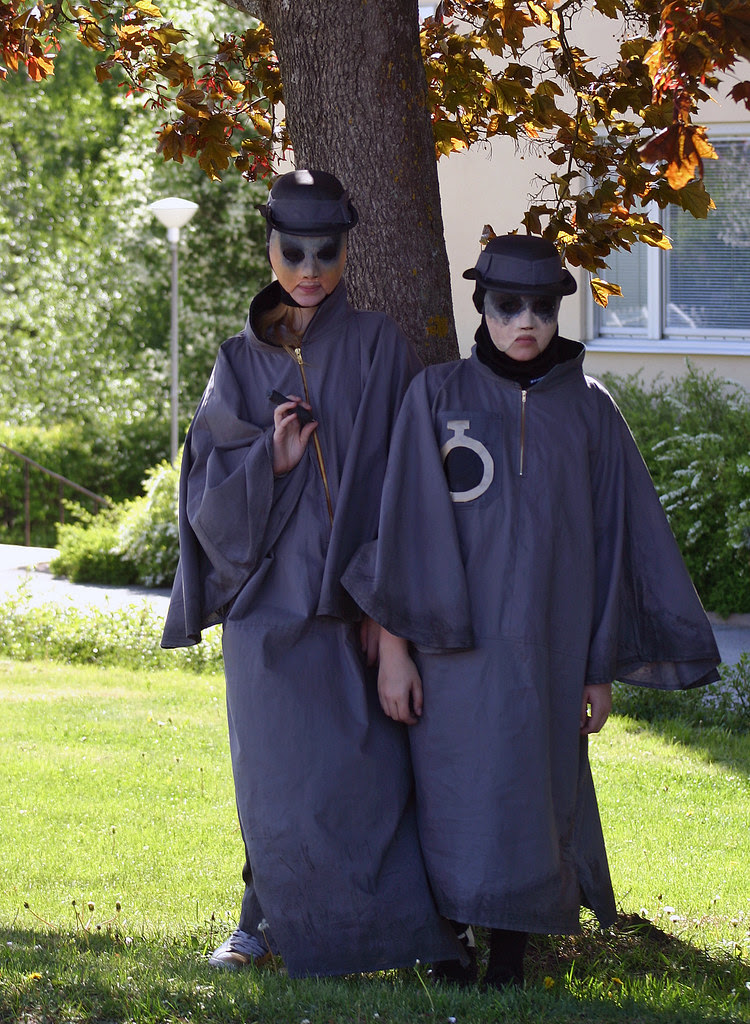 The Grey Agents