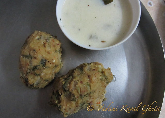 Phunake with Buttermilk Kadhi