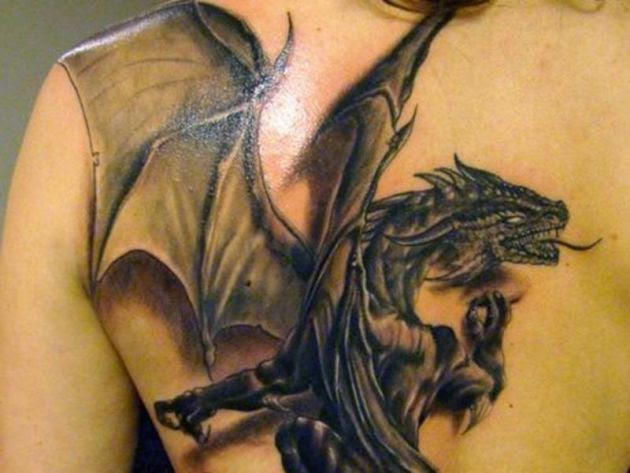 Tatuajes En 3d Que Desafían Tu Percepción Ctrl X Ctrl X