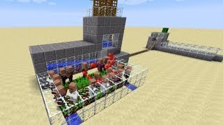minecraft villager farming mechanics