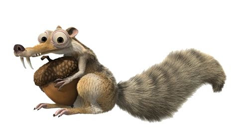 ice age squirrel png