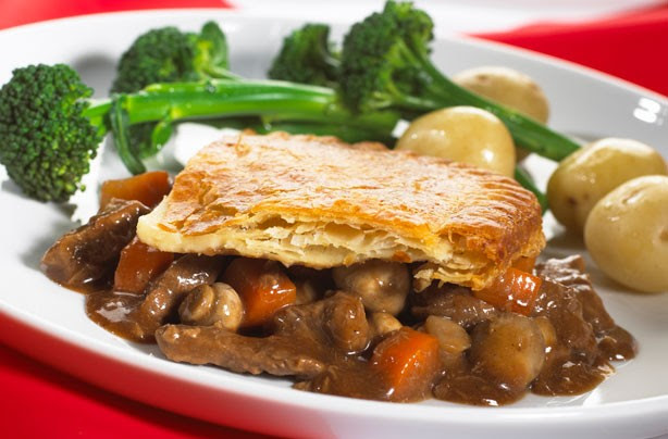 Leftover beef recipes - 3. Leftover beef pie - goodtoknow