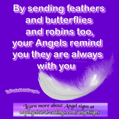 Angel Signs Image Quotes Signs From The Angels Signs From