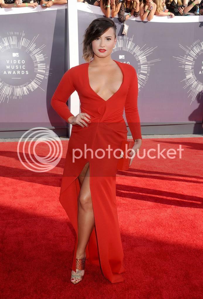 2014 MTV Video Music Awards Red Carpet Fashion Style photo 2014-MTV-Video-Music-Awards-Demi-Lovato_zps2b8949c6.jpg
