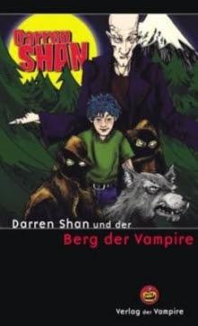 Darren Shan und der Berg der Vampire