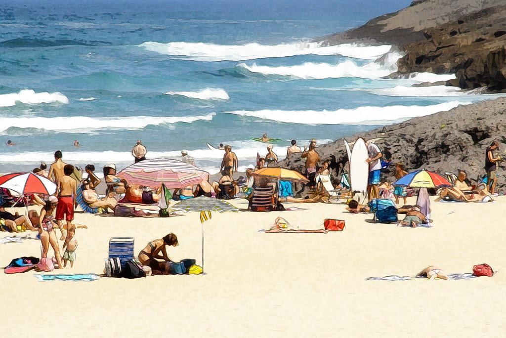 playa de Ajo